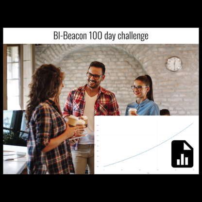 BI-Beacon 100-day challenge