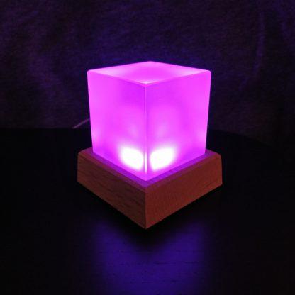 BI-Beacon screaming pink